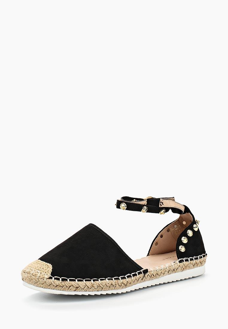 Женские эспадрильи Ideal Shoes S-7321