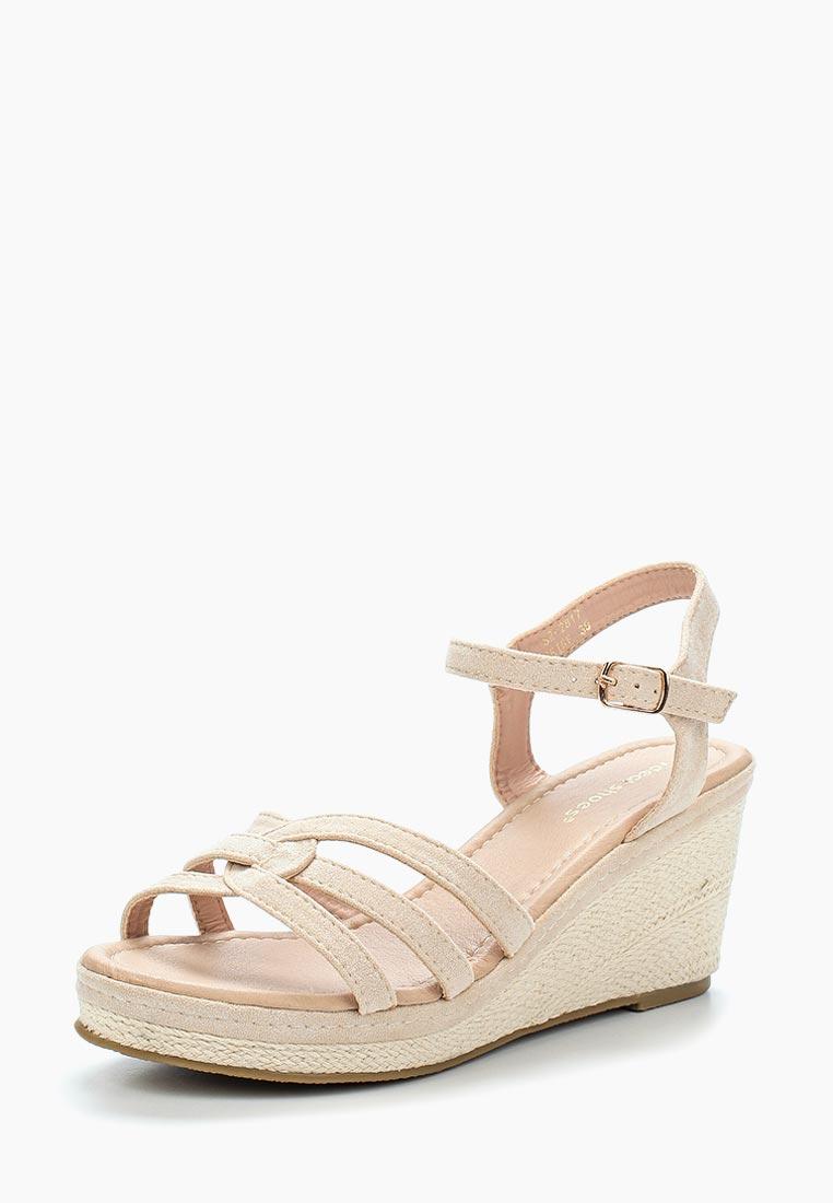 Женские босоножки Ideal Shoes SR-2817