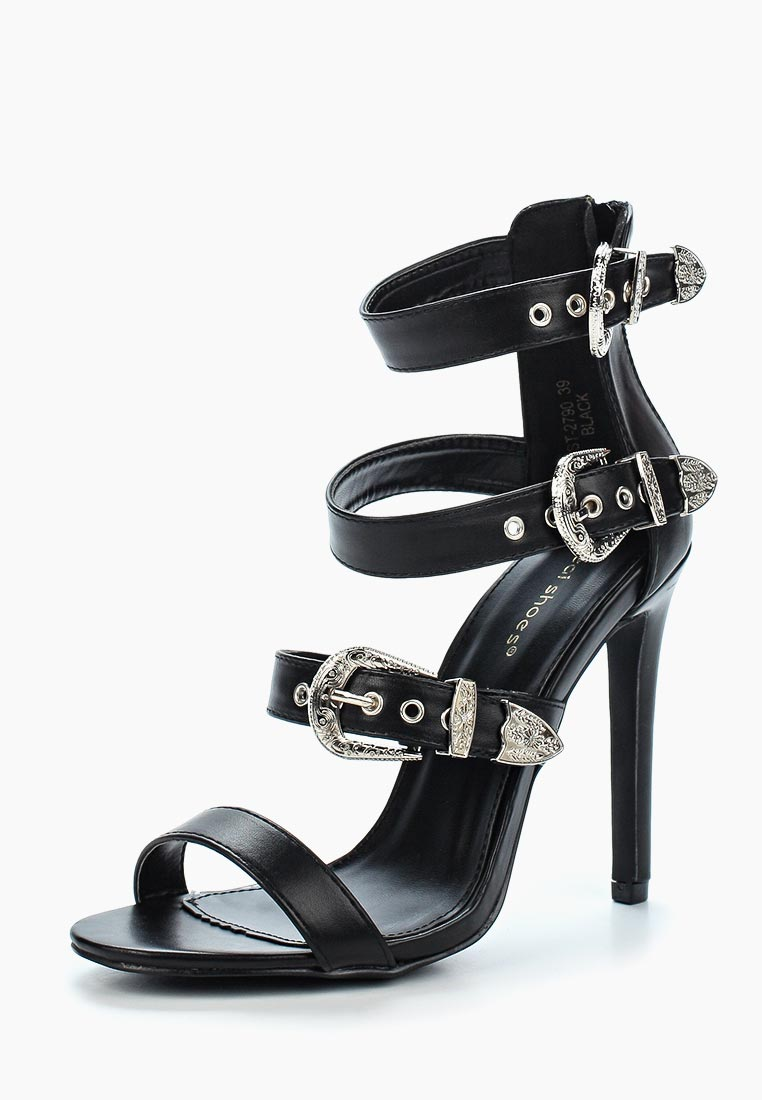 Женские босоножки Ideal Shoes ST-2790
