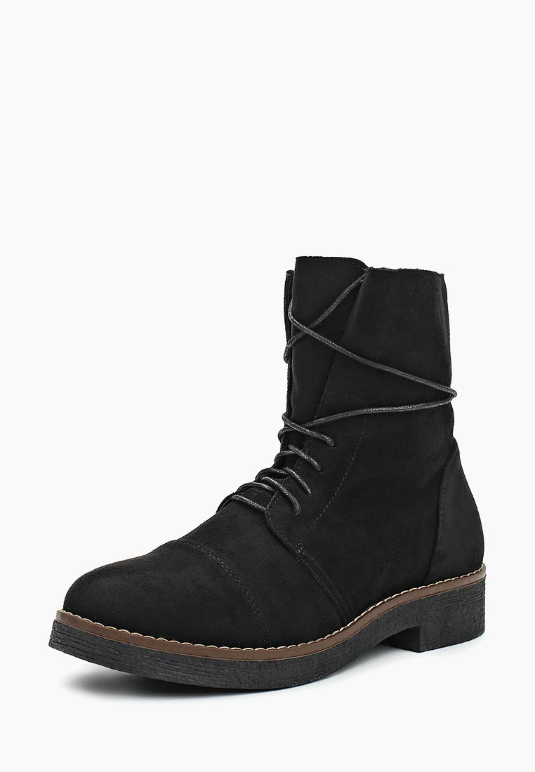 Женские ботинки Ideal Shoes E-4918