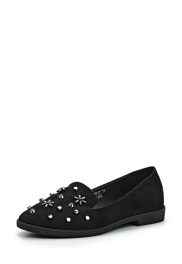 Женские лоферы Ideal Shoes H-6542