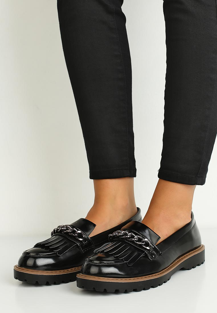 Женские лоферы Ideal Shoes MB-5839