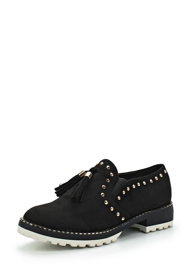 Женские лоферы Ideal Shoes U-6250