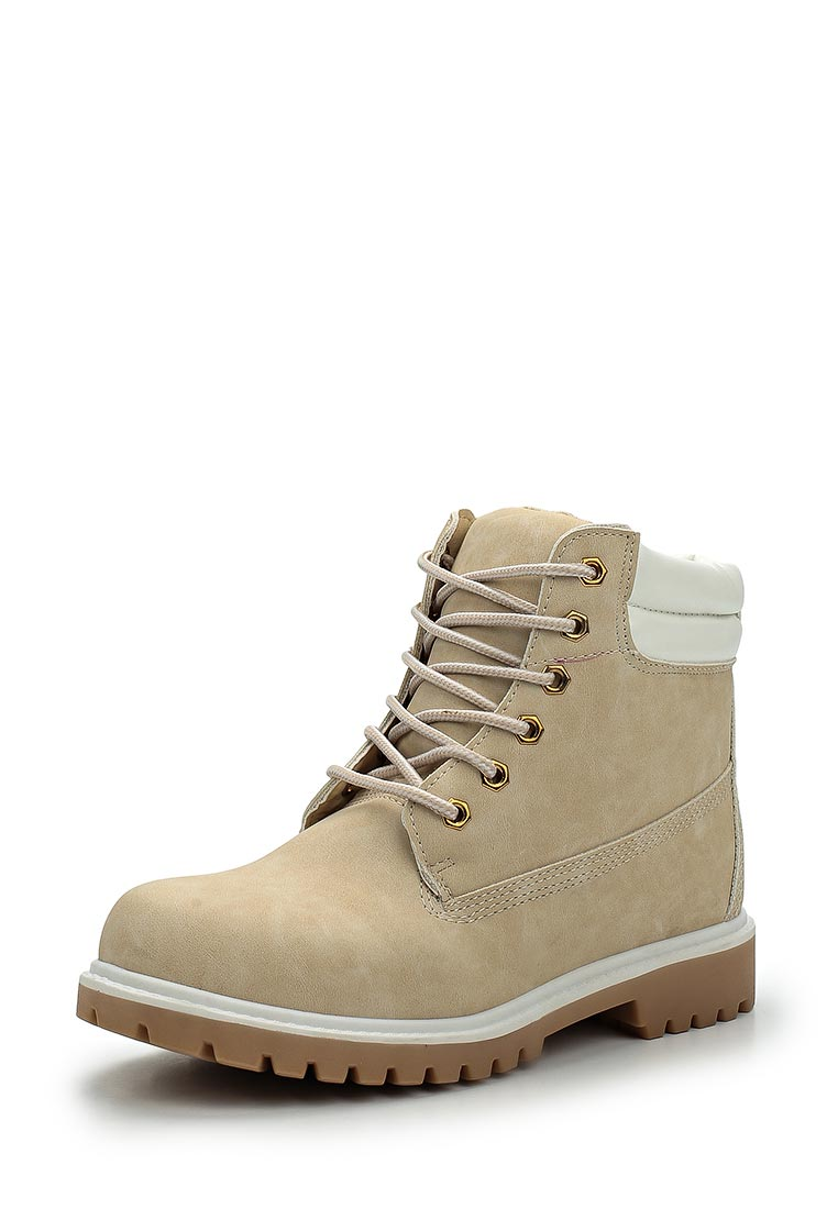 Женские тимберленды Ideal Shoes V-5500