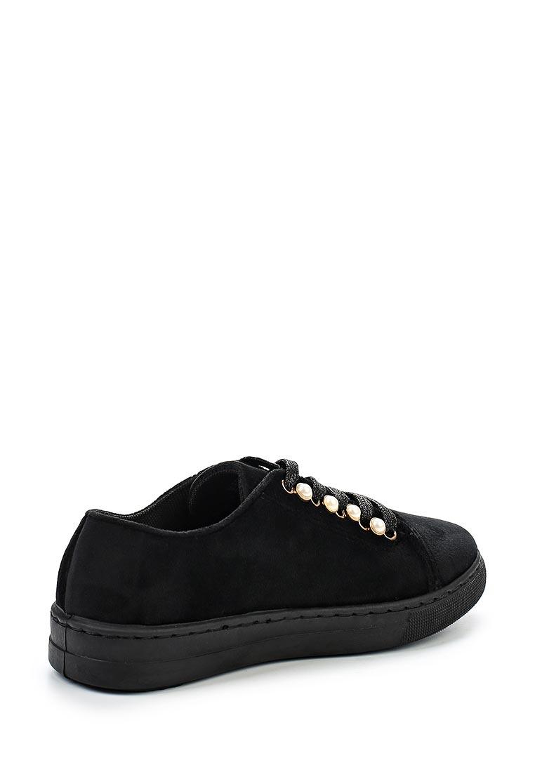 Женские кеды Ideal Shoes V-5504: изображение 2
