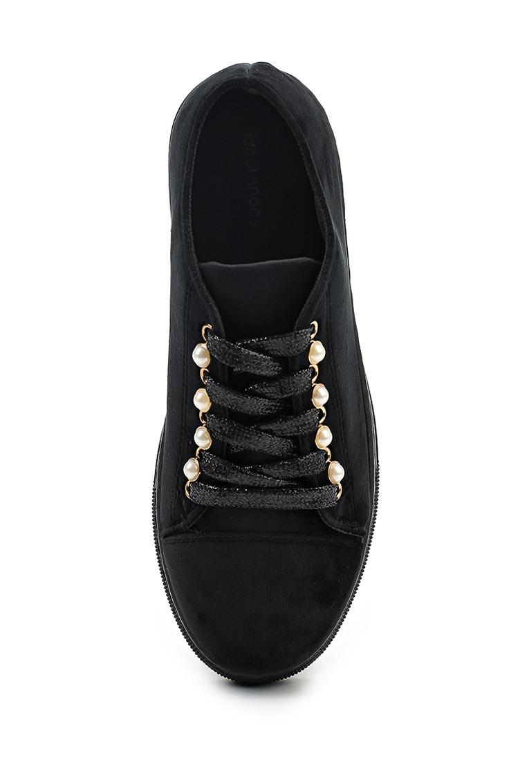 Женские кеды Ideal Shoes V-5504: изображение 4