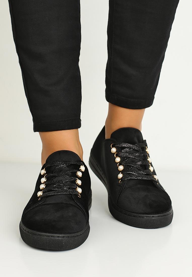 Женские кеды Ideal Shoes V-5504: изображение 5