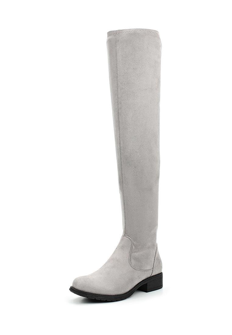 Ботфорты Ideal Shoes E-4832-1