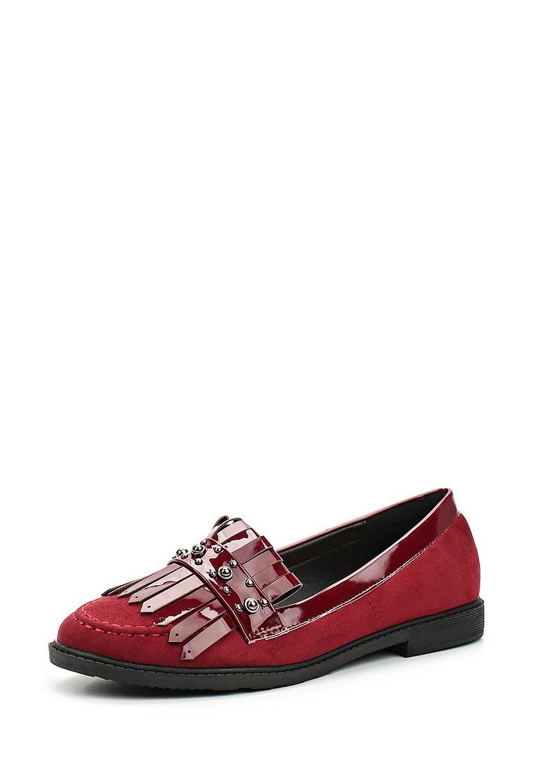 Женские лоферы Ideal Shoes M-8802