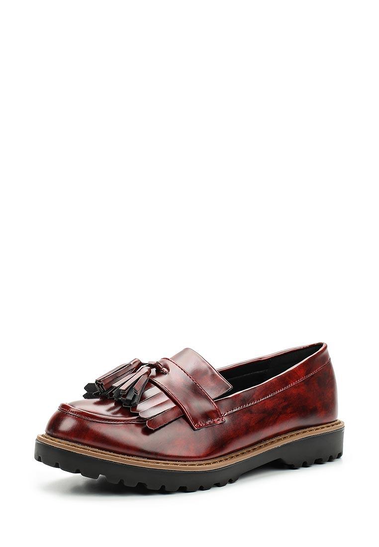 Женские лоферы Ideal Shoes MB-5838