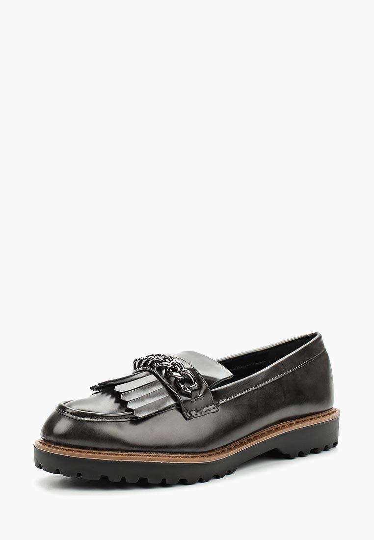 Женские лоферы Ideal Shoes MB-5839: изображение 1