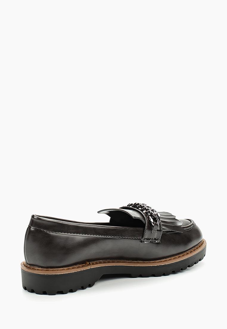Женские лоферы Ideal Shoes MB-5839: изображение 2