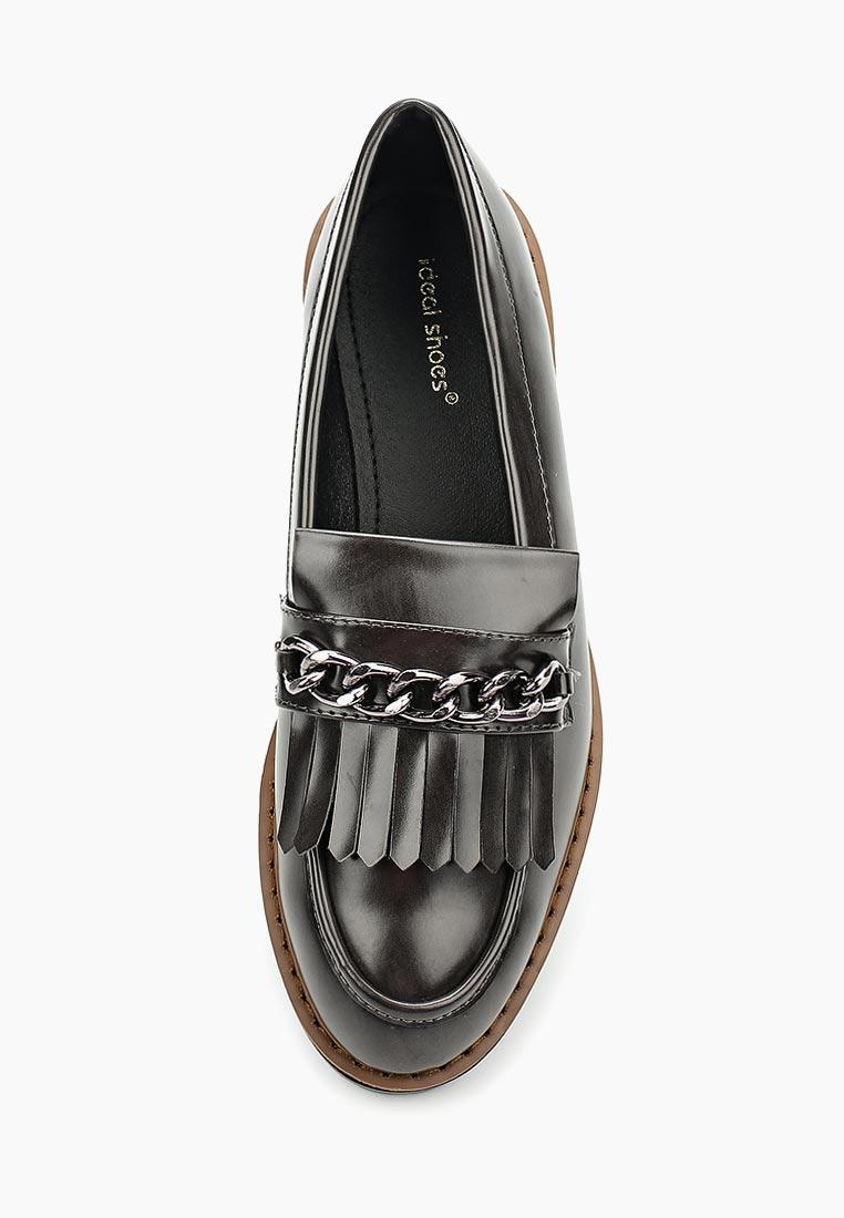 Женские лоферы Ideal Shoes MB-5839: изображение 4