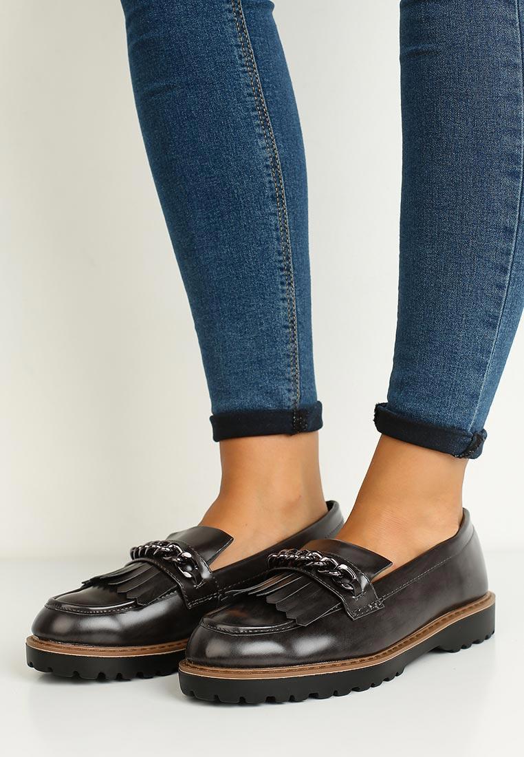 Женские лоферы Ideal Shoes MB-5839: изображение 5