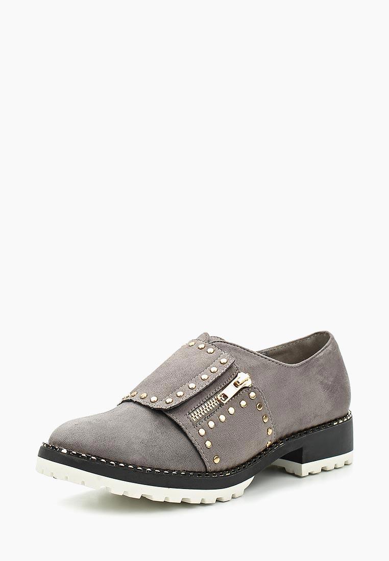 Женские ботинки Ideal Shoes U-6249