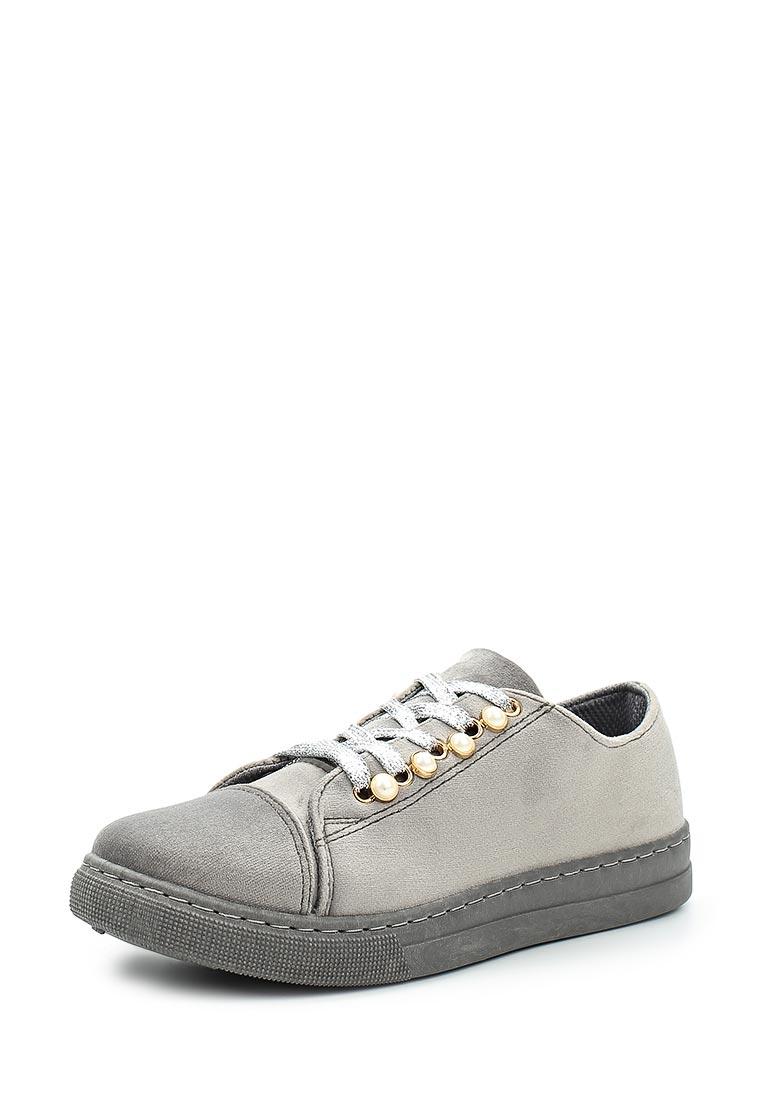 Женские кеды Ideal Shoes V-5504
