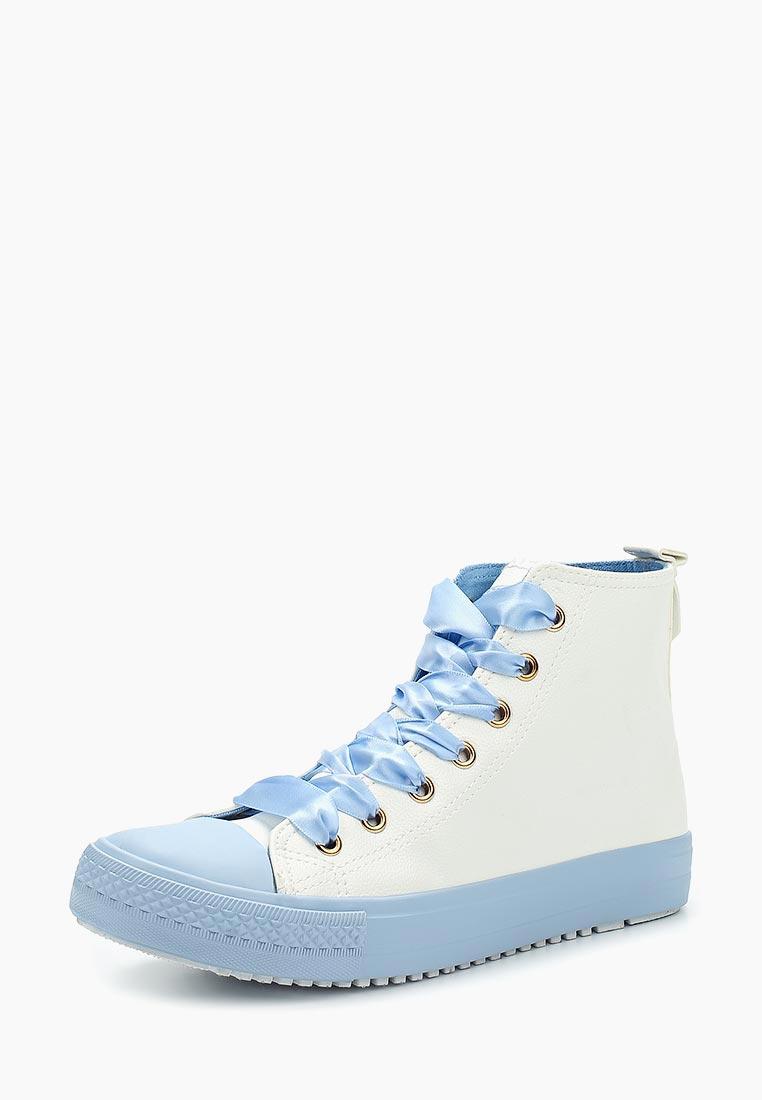 Женские кеды Ideal Shoes W-3065