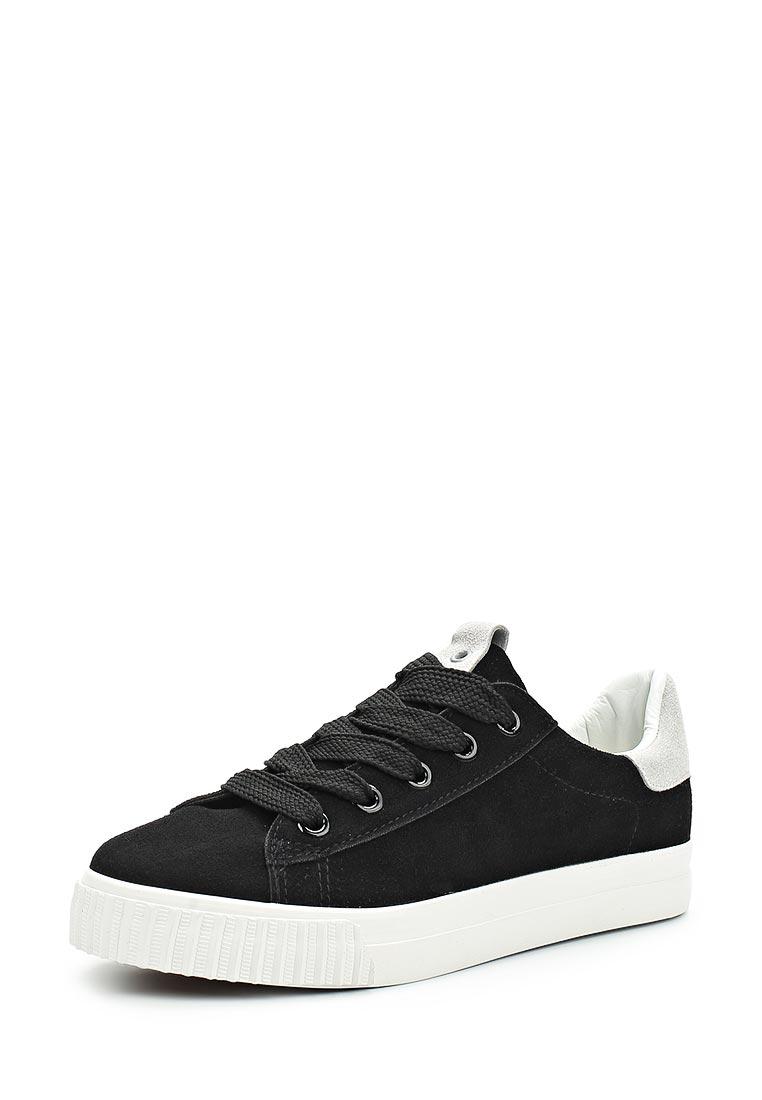 Женские кеды Ideal Shoes W-3066