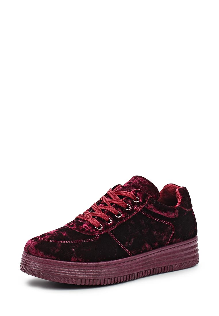 Женские кеды Ideal Shoes W-3067