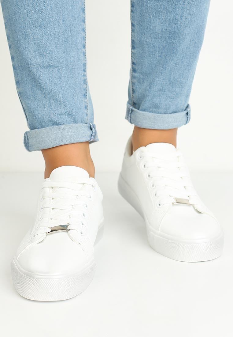 Женские кеды Ideal Shoes W-3069