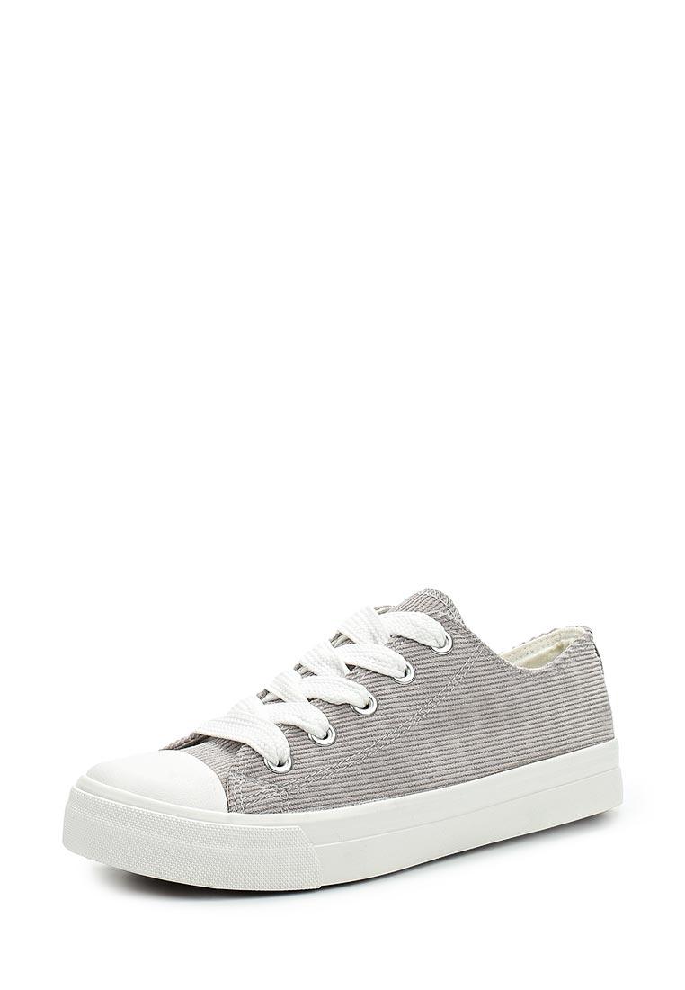 Женские кеды Ideal Shoes W-3070