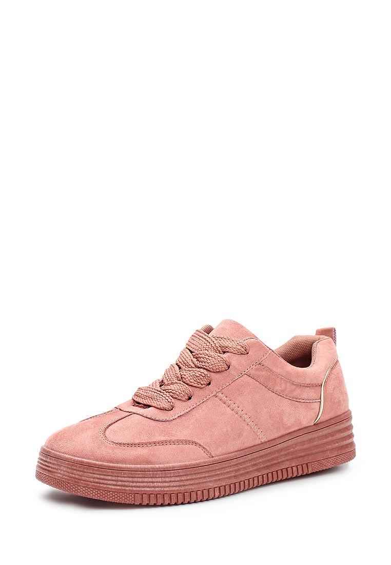 Женские кеды Ideal Shoes w-3073