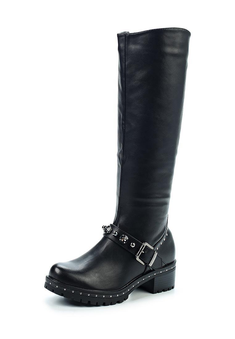 Женские сапоги Ideal Shoes BM-9052: изображение 1