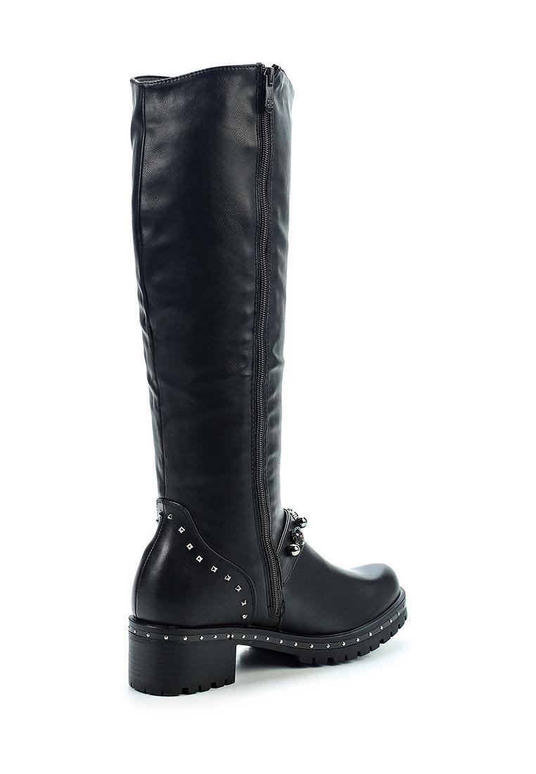 Женские сапоги Ideal Shoes BM-9052: изображение 2