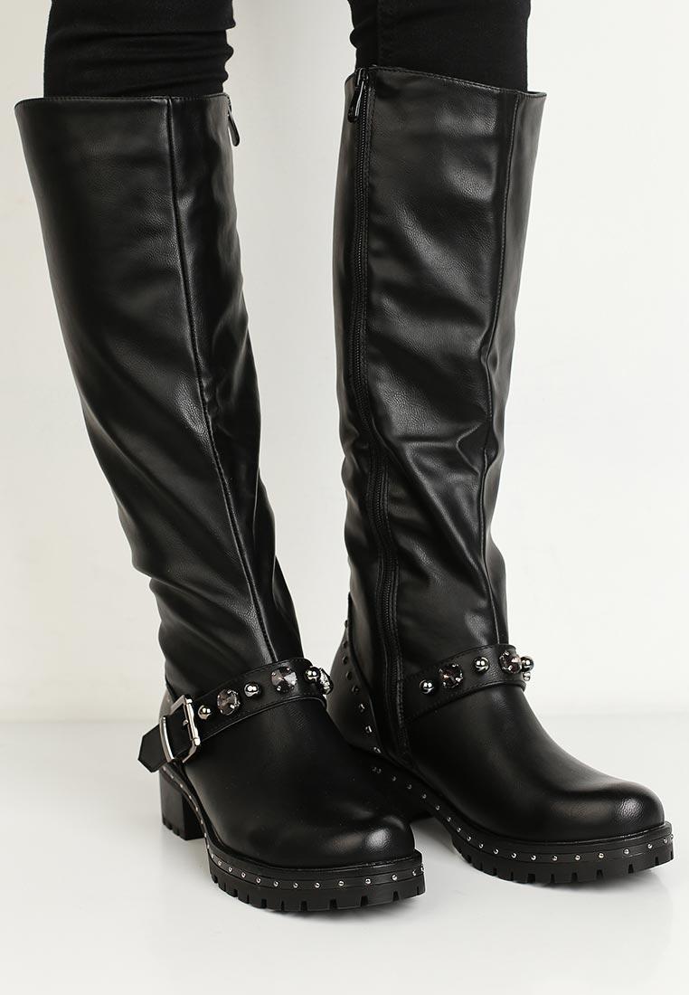 Женские сапоги Ideal Shoes BM-9052: изображение 6