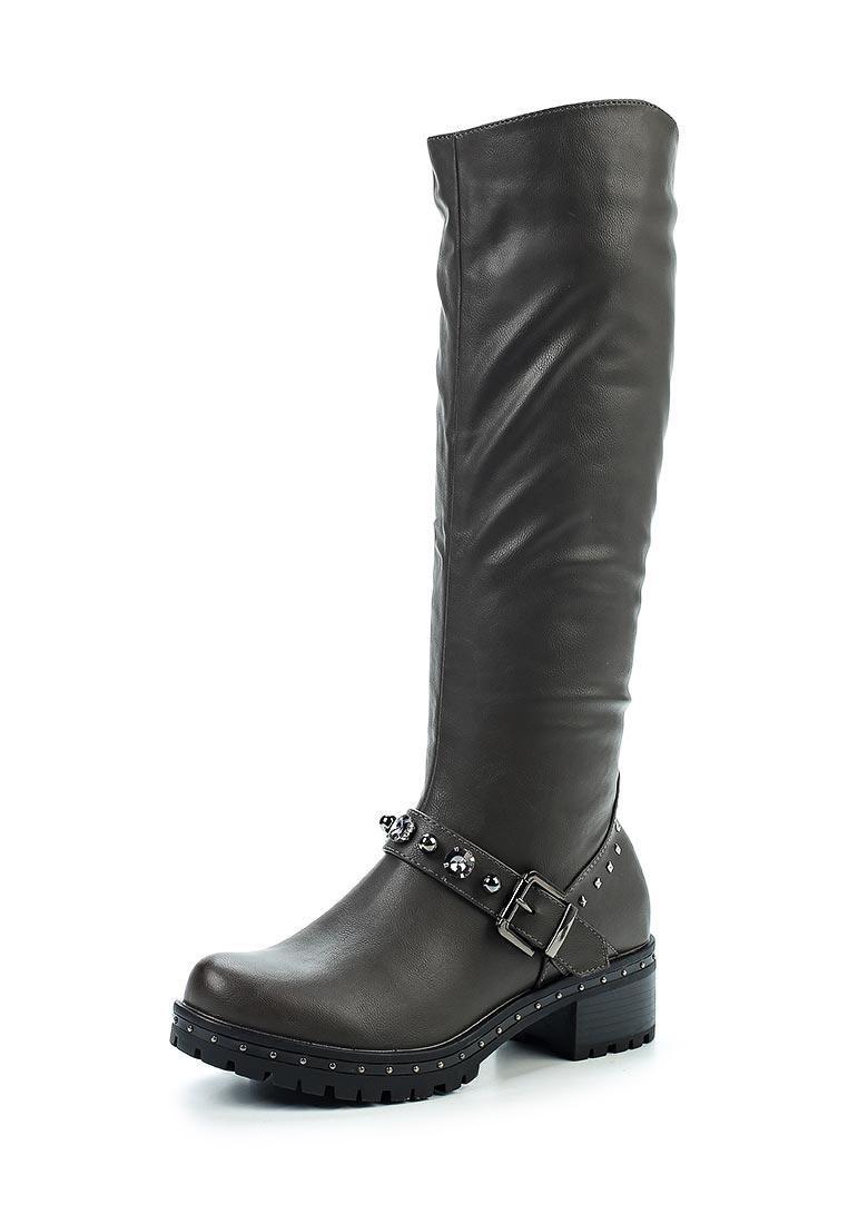 Женские сапоги Ideal Shoes BM-9052