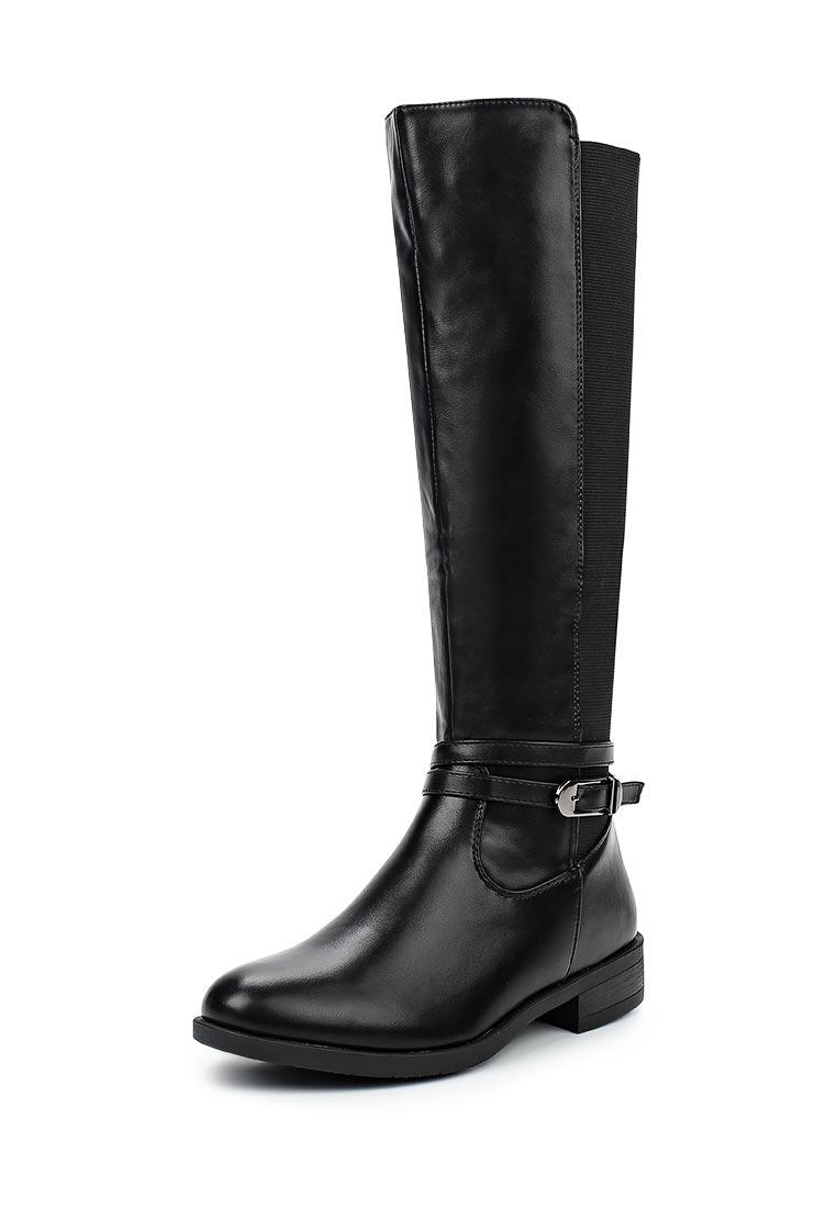 Женские сапоги Ideal Shoes C-7115