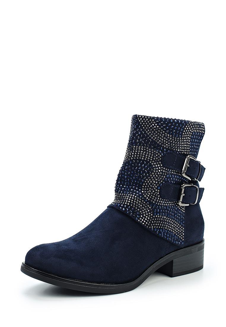 Женские полусапоги Ideal Shoes E-4929