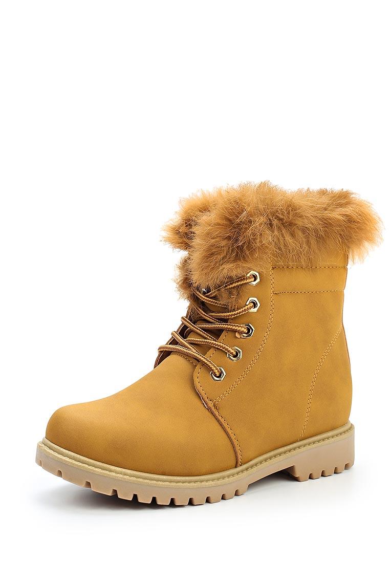Женские ботинки Ideal Shoes V-5501