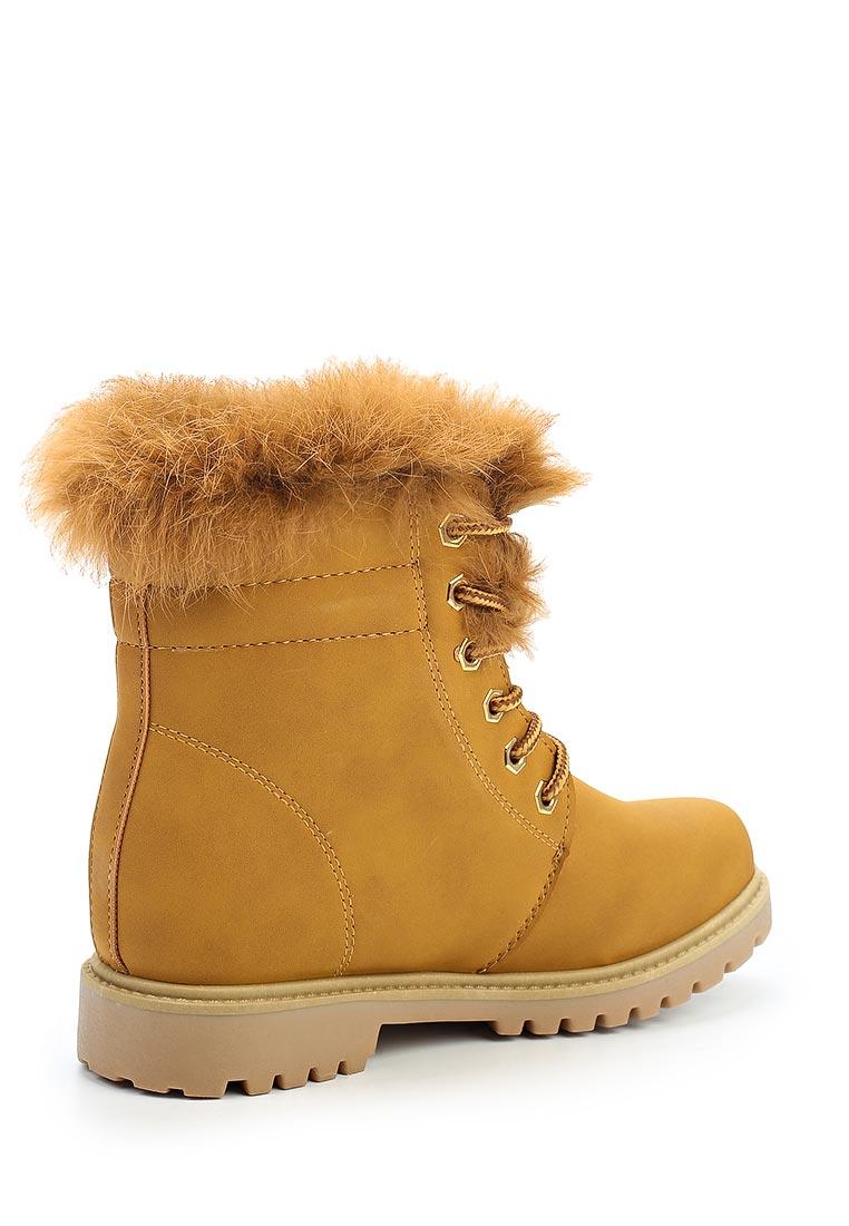 Женские ботинки Ideal Shoes V-5501: изображение 2