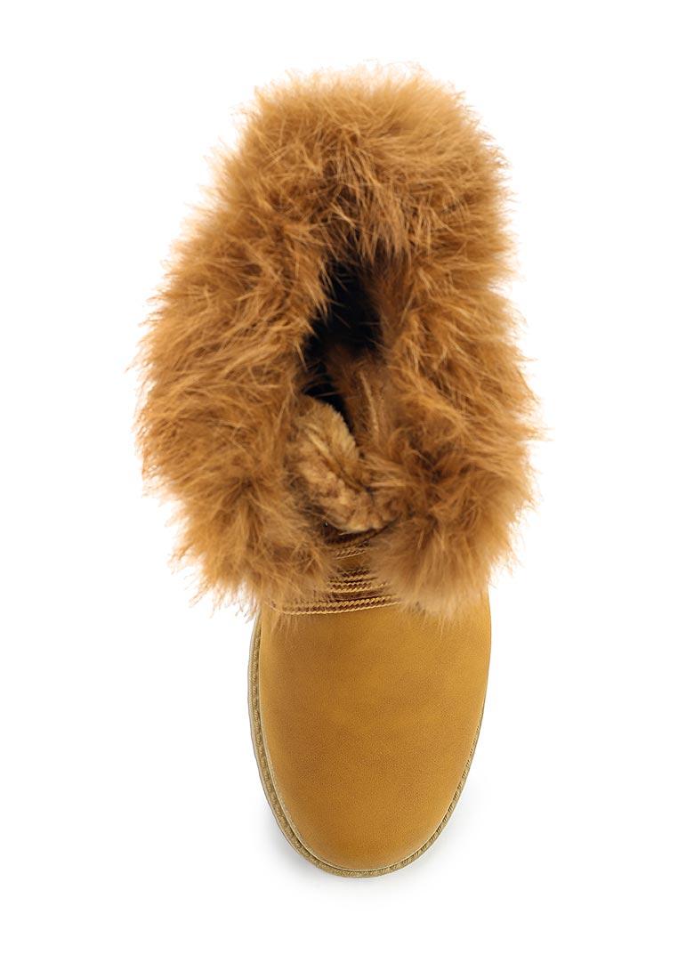 Женские ботинки Ideal Shoes V-5501: изображение 4