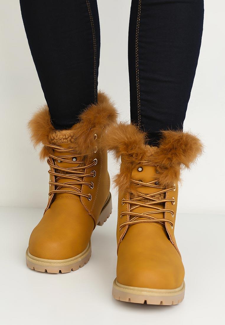 Женские ботинки Ideal Shoes V-5501: изображение 5