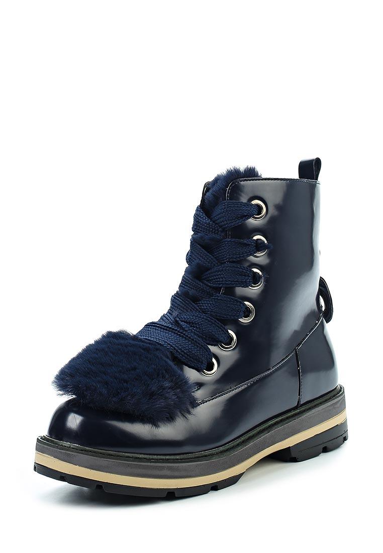 Женские ботинки Ideal Shoes Z-2707