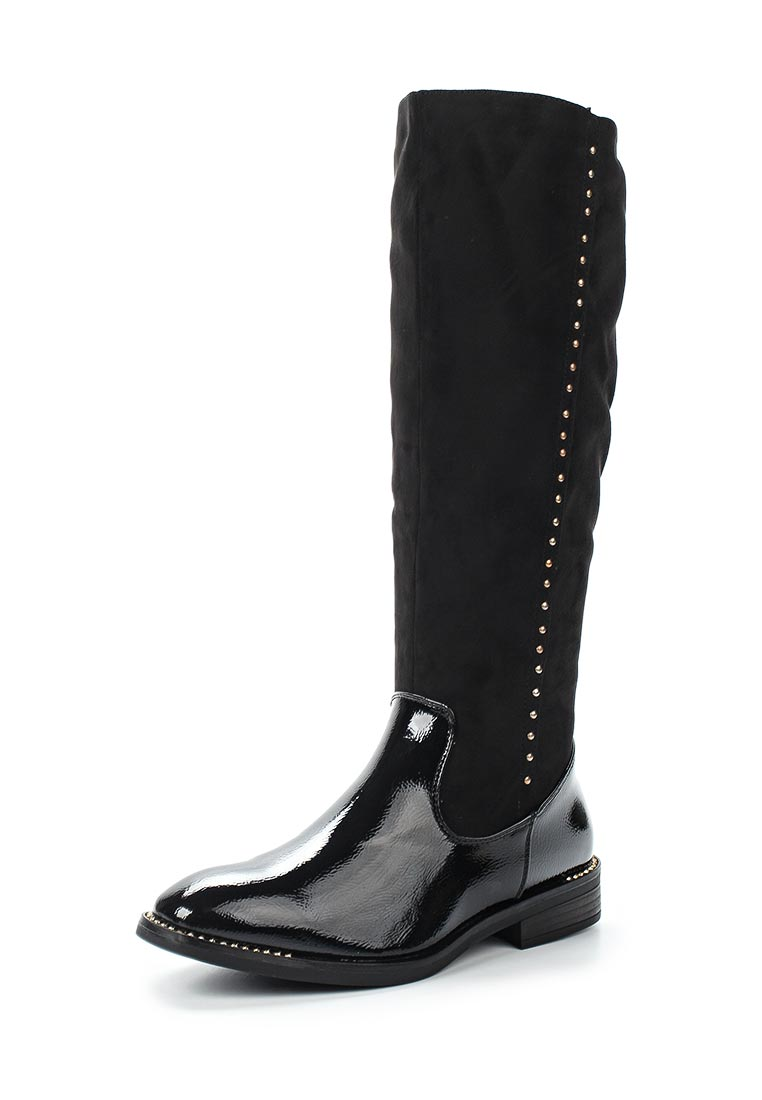 Женские сапоги Ideal Shoes BM-9053