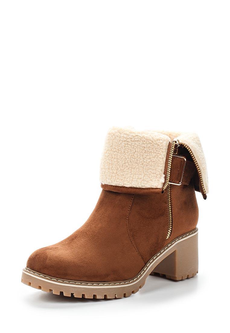 Женские ботильоны Ideal Shoes BM-9057