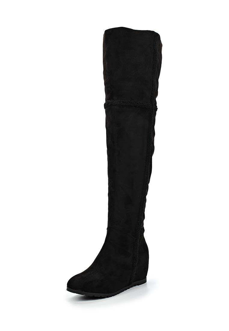 Ботфорты Ideal Shoes E-4896