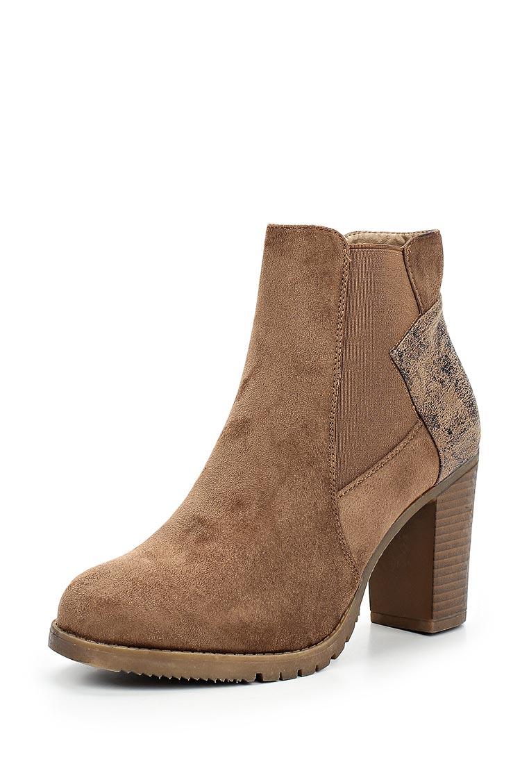 Женские ботильоны Ideal Shoes E-4915