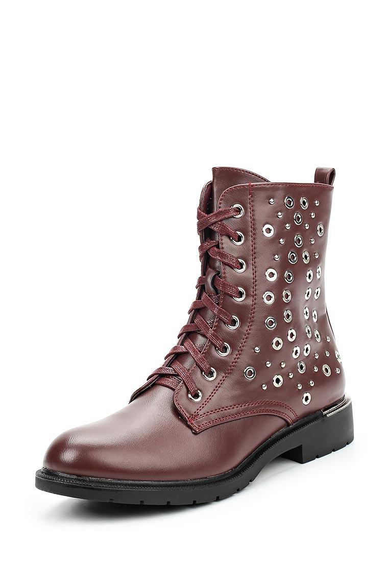 Женские ботинки Ideal Shoes E-4928