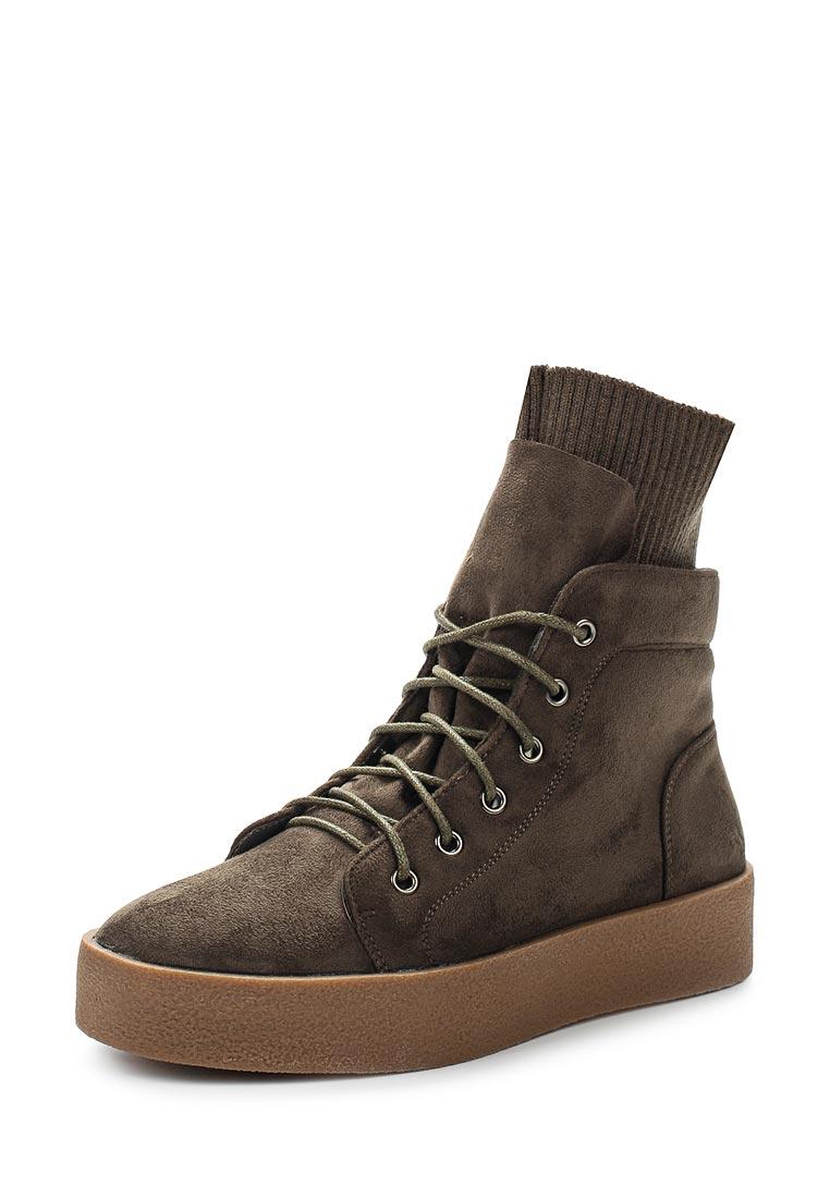 Женские ботинки Ideal Shoes E-4935