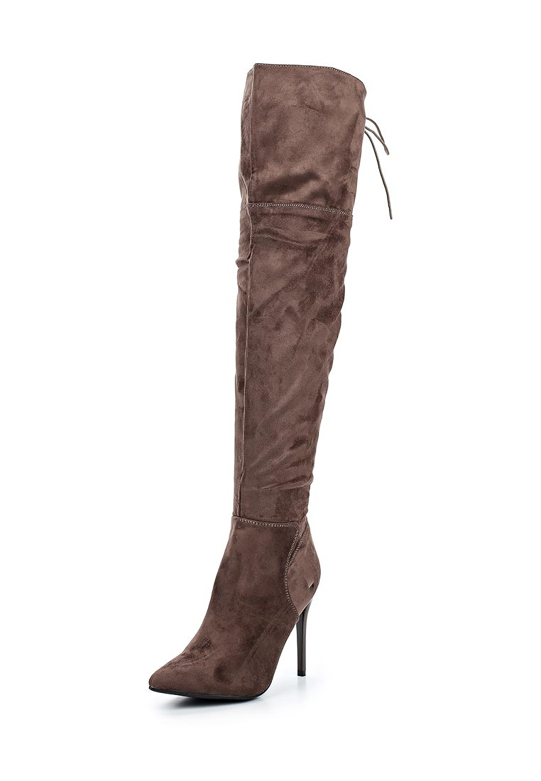 Женские ботфорты Ideal Shoes HG-2527