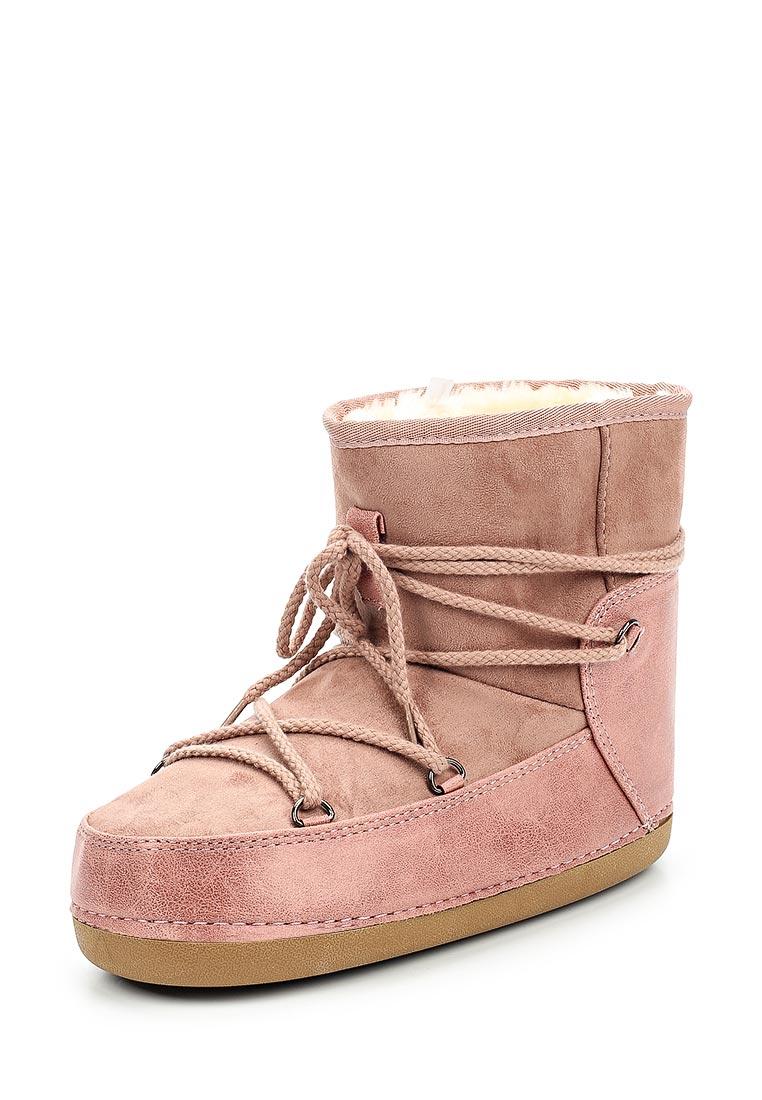 Женские луноходы Ideal Shoes HW-9500