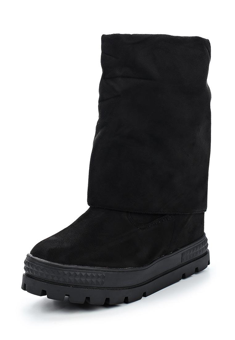 Женские сапоги Ideal Shoes J-8683