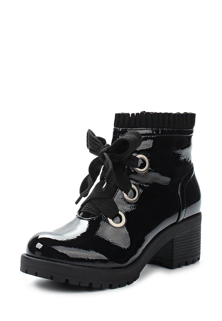 Женские ботильоны Ideal Shoes J-8685