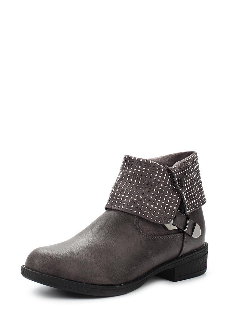 Женские ботинки Ideal Shoes LY-2698