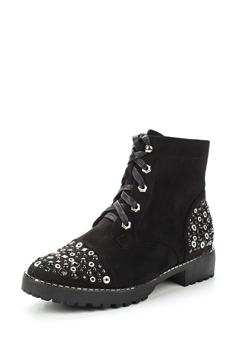 Женские ботинки Ideal Shoes Q-2737