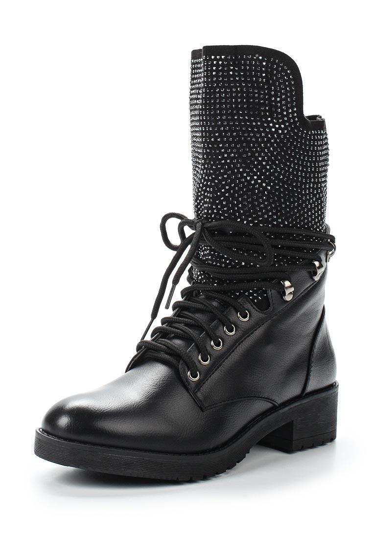 Женские ботинки Ideal Shoes SU-2713